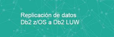 Replica Db2 z/OS a Db2 LUW