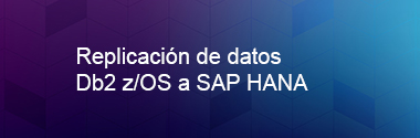 Replica Db2 z/OS a SAP HANA