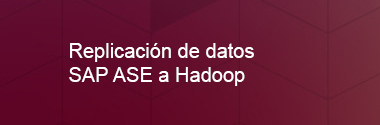 Replica SAP ASE a Hadoop