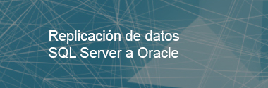 Replica SQL Server a Oracle