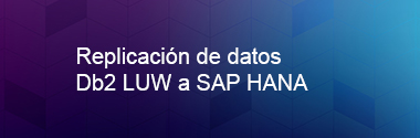 Replica Db2 LUW a SAP HANA