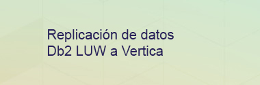 Replica Db2 LUW a Vertica