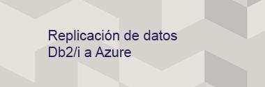 Replica Db2/i a Azure