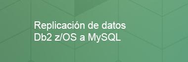 Replica Db2 z/OS a MySQL