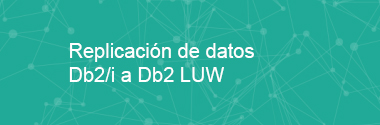 Replica Db2/i a Db2 LUW