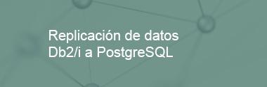 Replica Db2i a PostgreSQL