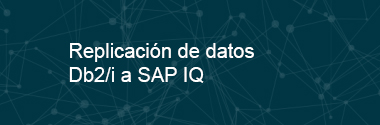 Replica Db2i a SAP IQ