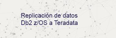 Replica Db2 z/OS a Teradata