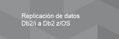 Replicación de datos DB2/i a DB2/LUW