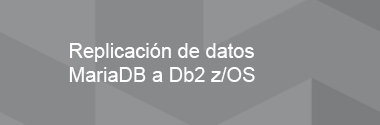 Replica MariaDB a Db2 z/OS