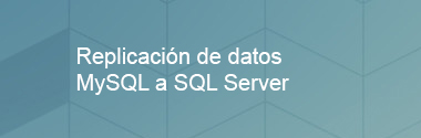 Replica MySQL a SQL Server
