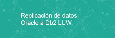 Replica Oracle a Db2 LUW