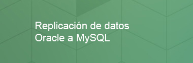 Replica Oracle a MySQL
