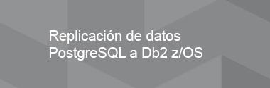 Replica PostgreSQL a Db2 z/OS