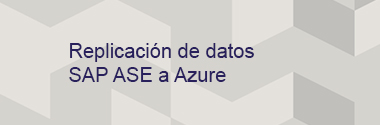 Replica SAP ASE a Azure