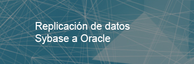 Integración de datos SAP ASE a Oracle