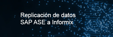 Replica SAP ASE a Informix