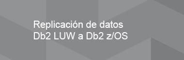 Replica Db2 LUW a Db2 z/OS