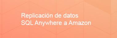 Integración SQL Anywhere con sistemas Amazon