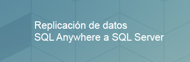 Replica SQL Anywhere a SQL Server