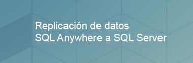 Replica SQL Anywhere a SQL Server