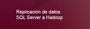 Integración de datos SQL Server a Hadoop