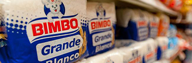 Grupo Bimbo, México