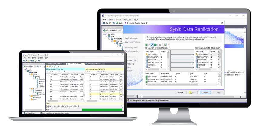 Syniti Data Replication